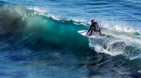 donde practicar surf europa