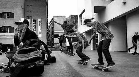 Barcelona como referente en el mundo del skate
