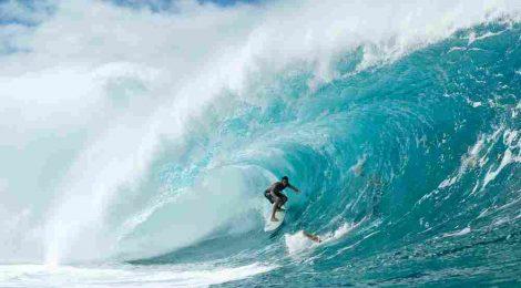 Las mejores playas de España para hacer surf