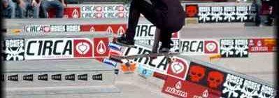 Las productoras Redtube y Xhamster patrocinan un evento de skate