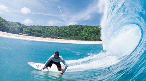 Vídeos surferos en Brasil
